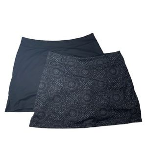Tranquility by Colorado Clothing Golf Skorts Large